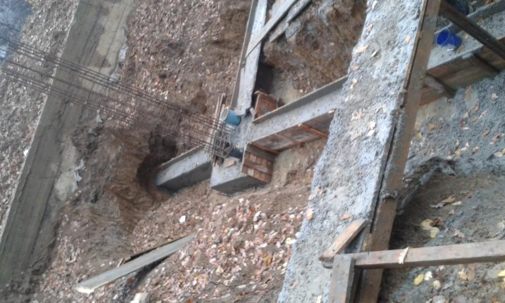 Фотозвіт будівельних робіт за тиждень 11-20 листопада