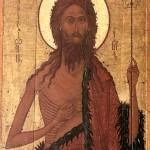 Проповідь у день Різдва Предтечі Хрестителя Іоанна(Відео+)