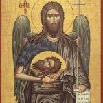 Проповідь День усікновення глави Пророка, Предтечі і Хрестителя Господня Іоанна (Відео+)
