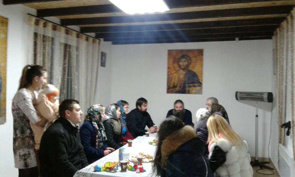 Відбулась зустріч сімейного клубу на тему «СІМ'Я НА ВІДСТАНІ-РЕАЛІЇ ТА ПЕРСПЕКТИВИ»