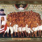 Проповідь у день сорока мучеників Севастійських (Відео+)